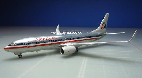 American B737-800 1:400 GJAAL1802