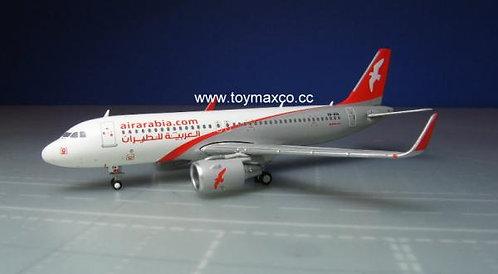 Air Arabia A320 1:400 GJABY1436 - 300g