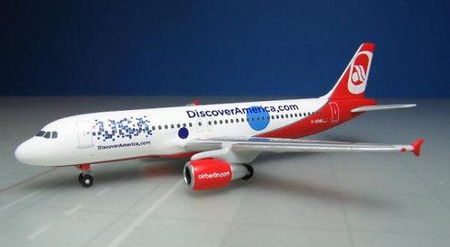 Airberlin  A320 Discover America 1:500 HE527552