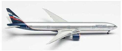 Aeroflot B777-300ER K. Balmont VQ-BFL 1:500HE526364-002