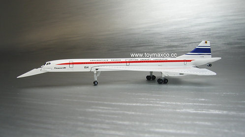France/British Aircraft Corp. Concorde F-WTSA 1:500 HE533607