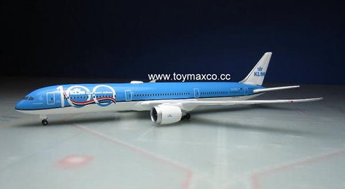 KLM B787-10 PH-BKA 100th Ann. 1:500 HE533751