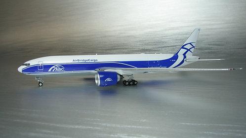 Air  Bridge Cargo B777-200 LRFVQ-BAO 1:400 PH11667