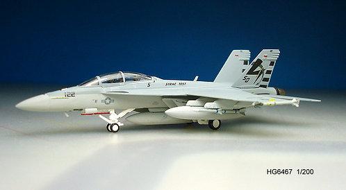 F-18F US Navy  VX-23 Salty Dogs 1:200 HG6467