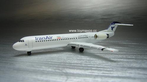 Iran Fokker 100 EP-IDF 1:500 HE530224