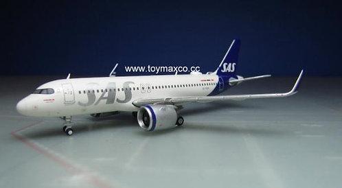 SAS A320 neo SE-ROH 1:400 GJSAS1916