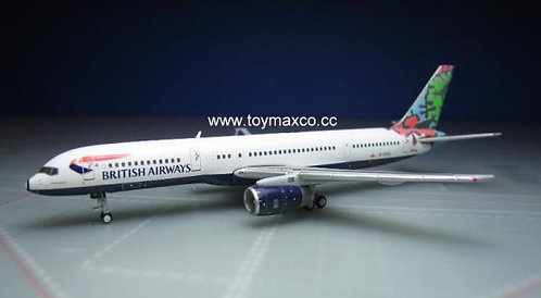 British Airways B757-200 1:400 GJBAW1695