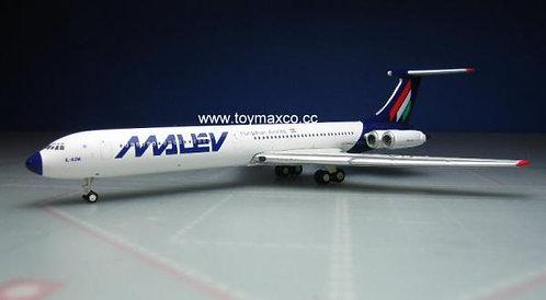 Malev IL-62M HA-LIA 1:400 GJMAH1805