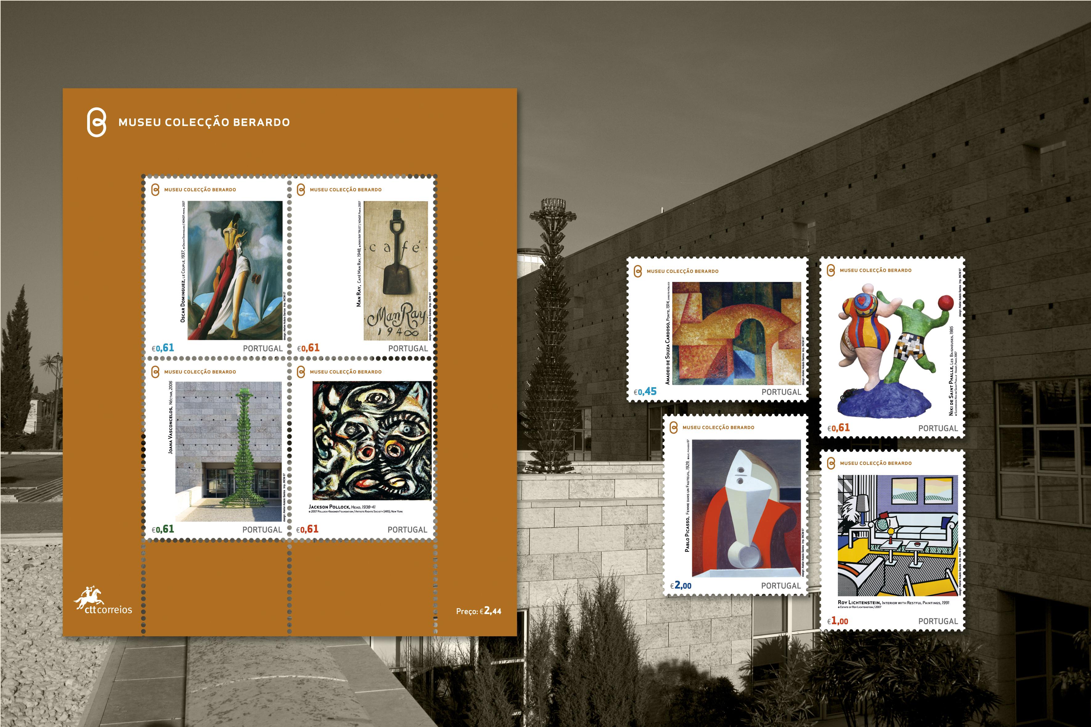 Colecção Museu Berado