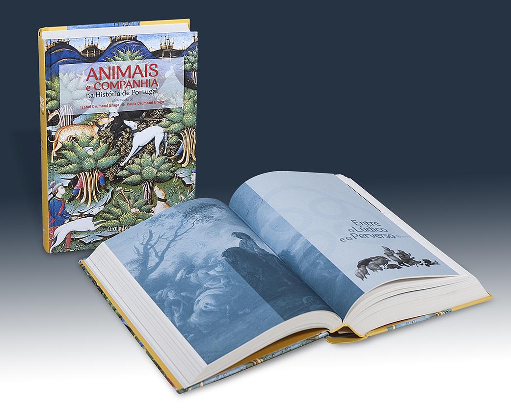 Livro Animais e Companhia