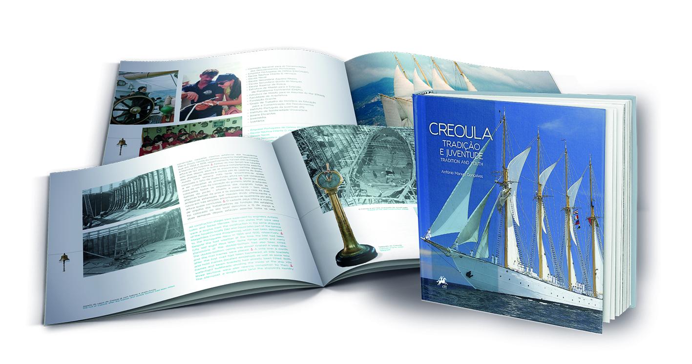 Livro Creoula