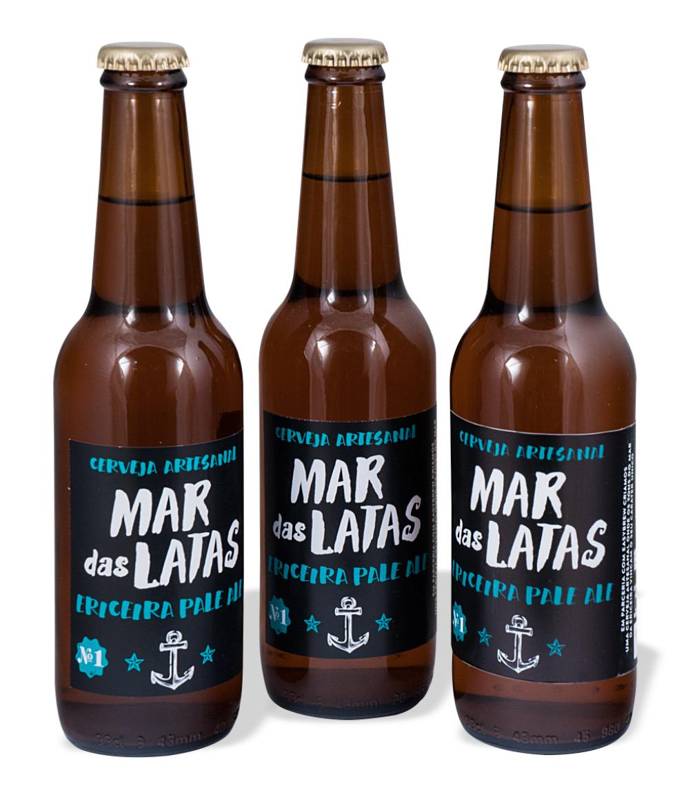 Cerveja Mar das Latas