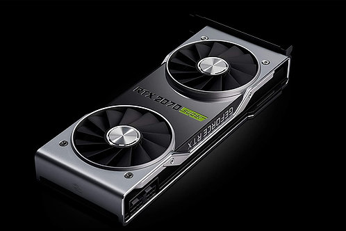 NVIDIA GeForce RTX 2070 Super Founders Edition Graphics Card (900-1G180-2515-000
