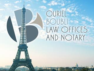 Venez rencontrer un Avocat israélien à Paris
