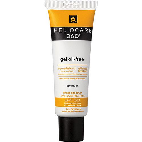 Heliocare Oil-free Gel SPF50