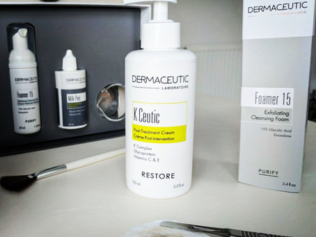 Guest Blog - Alicia Hattersley reveals her Dermaplaning experience!