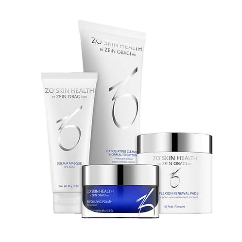 ZO Skin Health - Acne Treatment & Prevention Programme