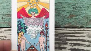 È il momento dell'AMMORE -  Collage dell'anima 19 febbraio 2021