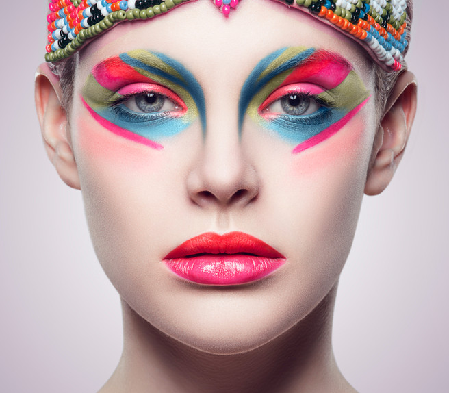 Vibrant Makeup 02
