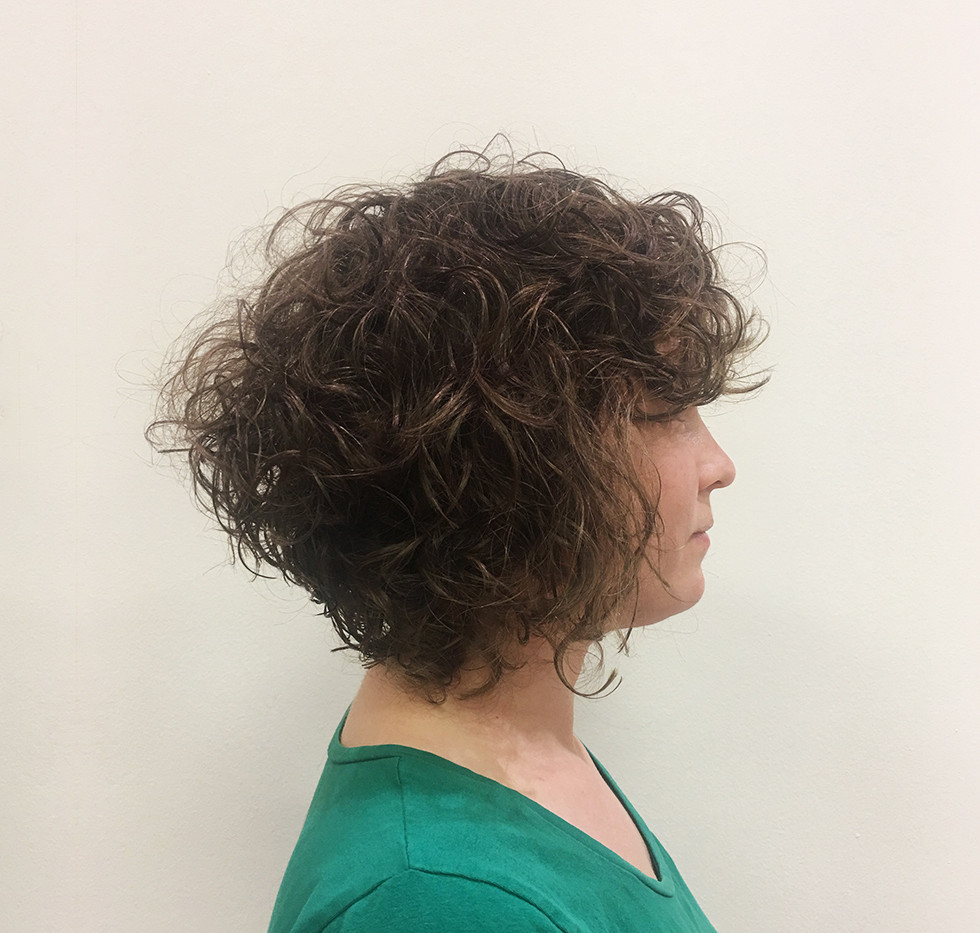 Curly Shaping