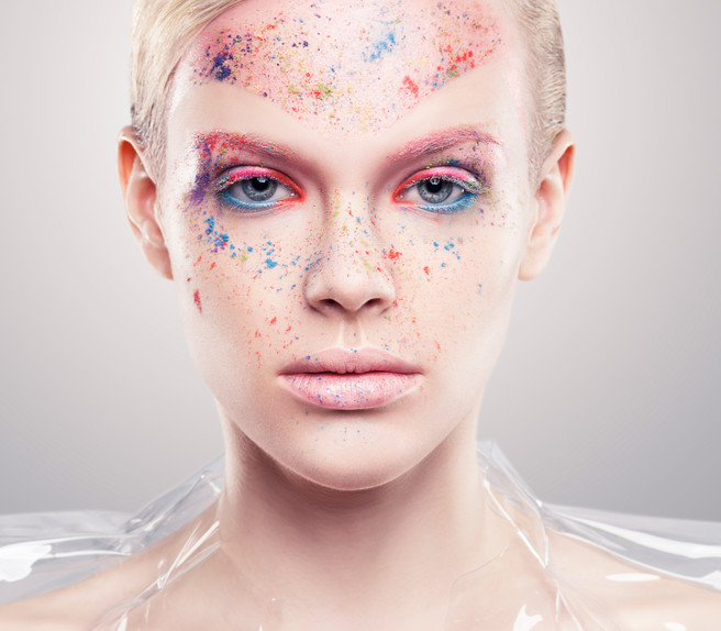 Vibrant Makeup 01