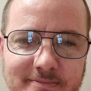 Veteran Justin Wade Marcinko, 42, Danville, Vermillion County, Illinois
