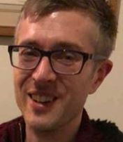 Adam Larson, 38, October 1, 2019, Chicago, Cook County, Illinois
