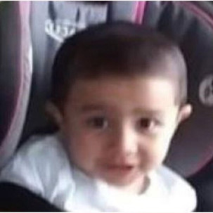 Frankie Gonzales, 2, AMBER ALERT CANCELLED.