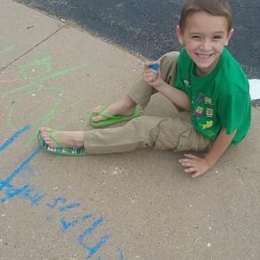 Christopher Sean John Michaels, Age 5 September 18, 2017 Dixon, Lee County, Illinois