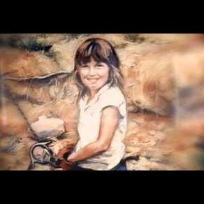 Amy Rachel Schulz, Age 10 July 1, 1987 Kell, Marion County, Illinois