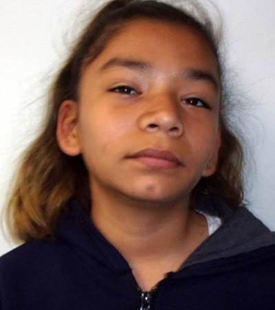 Abigail Padilla, 16, April 28, 2020, Thornton, Cook County, Illinois