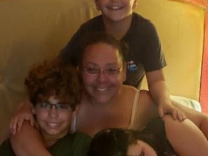 Jessica, Landon, Kyndra & John Small, 9/17/2021 Shively, Kentucky