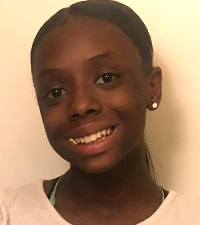 Raven Taylor, 14, June 19, 2020, Chicago, Cook County, Illinois