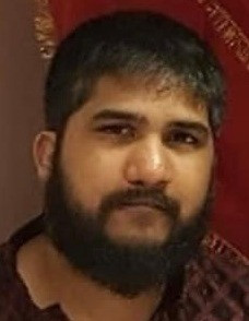Shakaib M Safiullah, 31, December 6, 2020, Prospect Heights, Cook County, Illinois