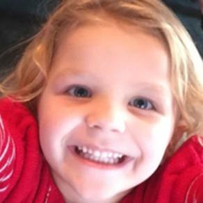 Emily Rose Perrin, Age 4, April 10 2016, Dupu, St Louis, Illinois