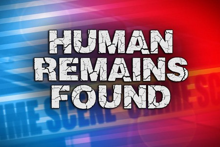 Human Remains recovered in Savanna, Carroll County, Illinois
