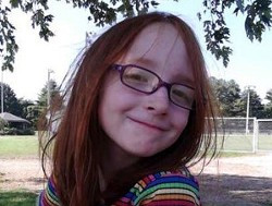 Willow Marie Long, Age 7, September 8, 2013, Watson, Effingham County, Illinois