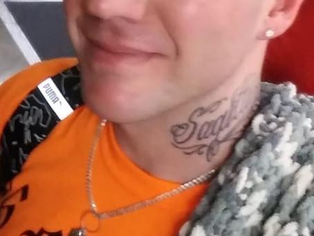 Eric Lee Grindstaff, 33, May 25, 2021, has been found deceased.