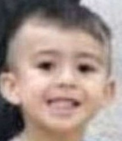 Osiel Ernesto Rico, 3, abducted. Father wanted for murder & abduction.