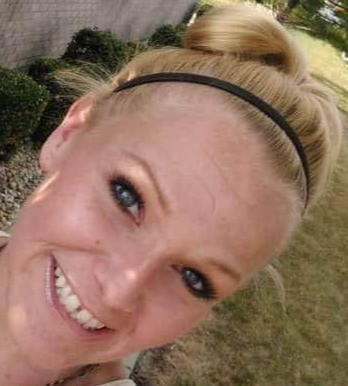 Julie Ann Michael, 35, October 2, 2020, Downers Grove, DuPage County, Illinois