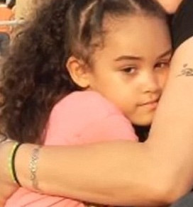 Raashanai Coley, Age 11, September 5, 2014, Waukegan, Lake County, Illinois
