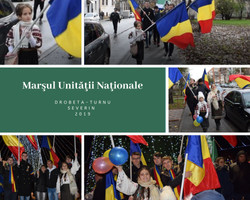 Marsul Unitatii Nationale2019