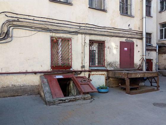 Пункт приема вторсырья и макулатуры расположен по адресу 5-я Советская улица, 24/13 в Центральном районе Санкт-Петербурга