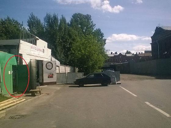 Пункт приема вторсырья и макулатуры расположен по адресу Миргородская улица, 7 в Центральном районе Санкт-Петербурга