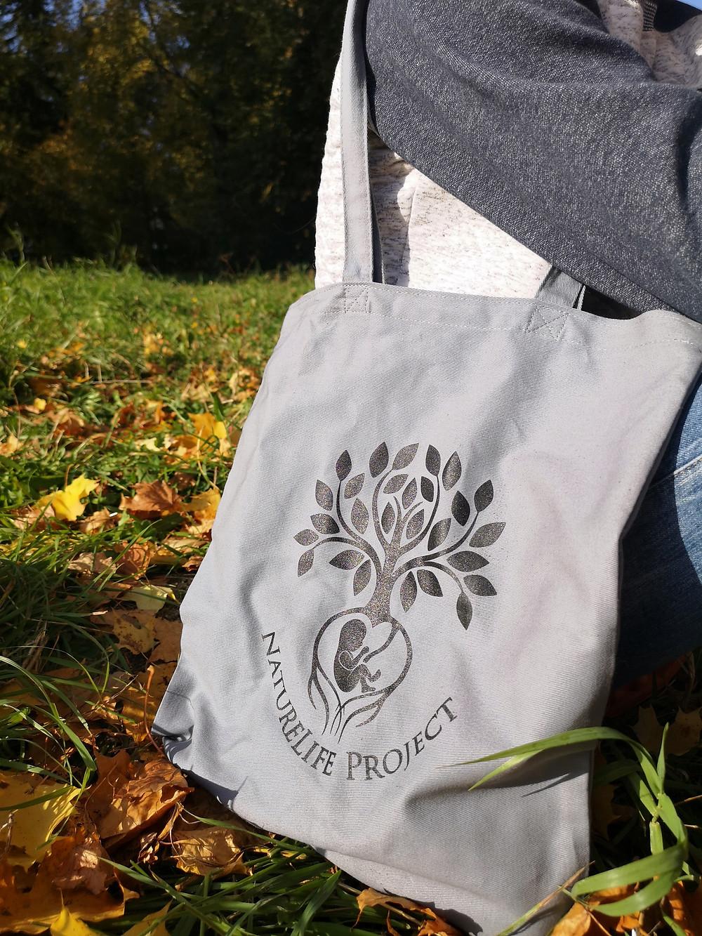 Холщовая эко-сумка от NatureLife Project