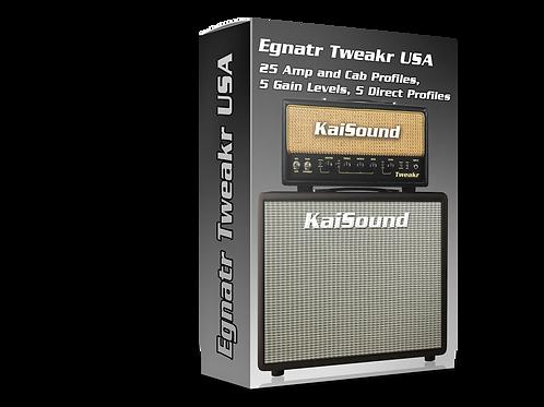 KaiSound Kemper Pack - Egnatr Tweakr 15 USA