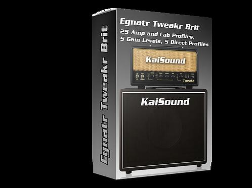 KaiSound Kemper Pack - Egnatr Tweakr 15 Brit