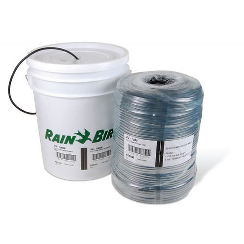 """1/4"""" Poly Tubing - 1,000 ft. Coil in Bucket"""