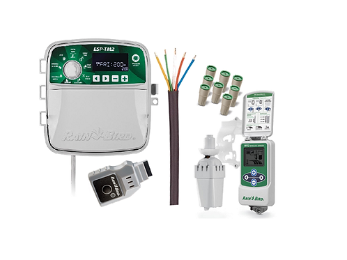 4 STATION TM CONTROL PACK (WITH WIRE)