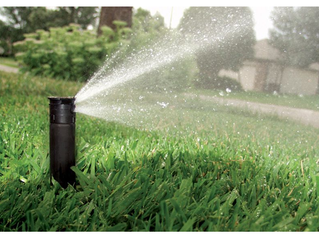 How does an automatic sprinkler systems work